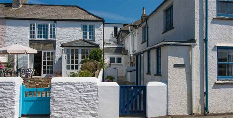 Thimble Cottage by Cornwall Cottages St Mawes Thimble Cottage