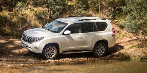 land cruiser car 2016 toyota landcruiser prado vx review term report