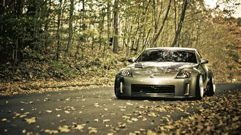 nissan fairlady 370z wallpaper nissan 350z wallpaper 1920x1080 image 36
