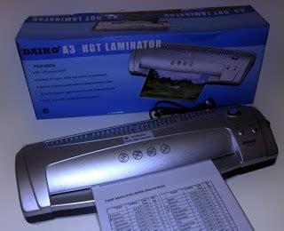 Mesin Laminating Ktp mesin laminating daiko laminating machine alat alat wirausaha