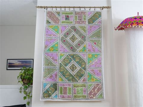 Handmade Fabric Wall Hangings - 15 best collection of handmade fabric wall