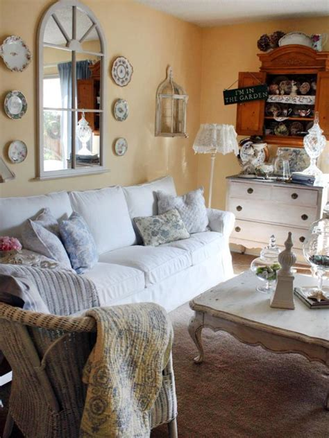 shabby chic living room designs shabby chic living rooms hgtv