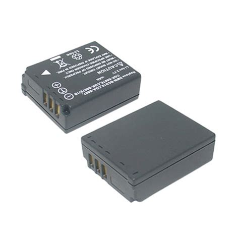 Baterai Kamera baterai kamera panasonic cga s007 dmw bcd10 dmc tz11 oem
