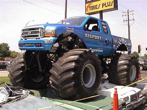 bigfoot 4 monster mj s big air