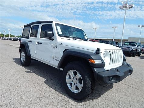 Jeep Unlimited 2020 by 2020 Jeep Wrangler Unlimited Wrangler Unlimited Sport S