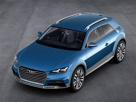 hd  audi allroad shooting brake concept wide mobile