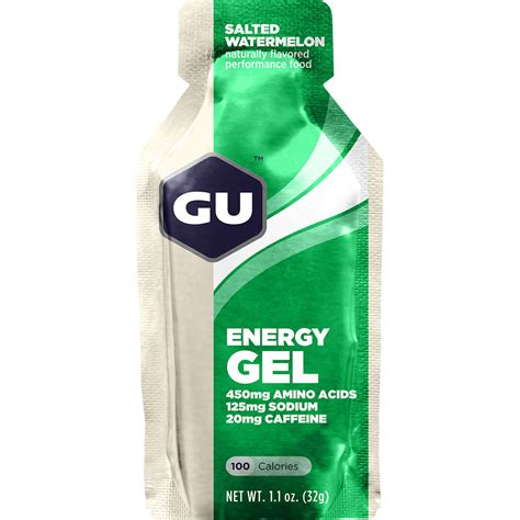 Energys Energy Gel by Gu Energy Labs Gu Energy Gel Gu 123055 B H Photo