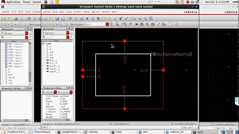 cadence layout youtube cadence tutorial cmos nand gate schematic layout design