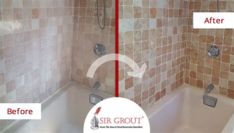 Sir Grout S Stone Cleaning And Sealing Service Can Prolong How Do You Get Soap Scum Glass Shower Doors