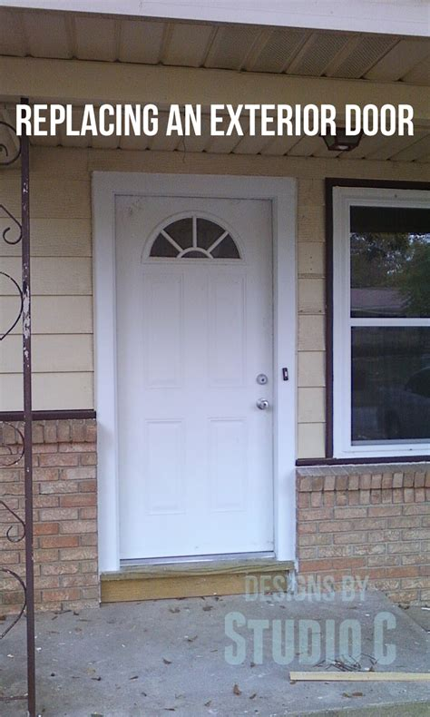 How To Hang An Exterior Door How To Hang Exterior Door How To Install A Pre Hung Exterior Door How Tos Diy The Simplest
