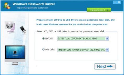 password reset tool usb windows 7 how to reset admin password on windows 7