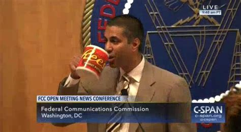 ajit pai big mug fcc chairman ajit pai should step up to the plate and