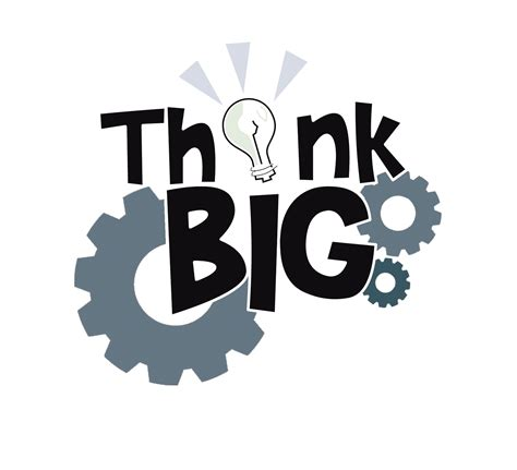 Think Big by Call For Think Big