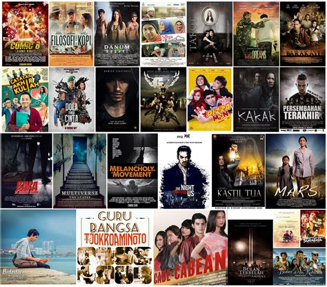 download film action komedi indonesia daftar film indonesia rilis bioskop tahun 2015 arie