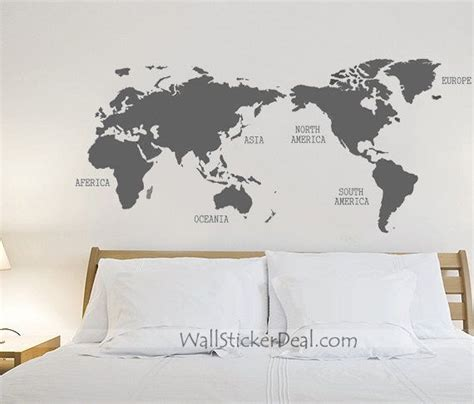 world map sticker for wall 59 best aviation themed nursery images on
