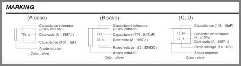 samwha capacitor markings date code in components marking electrical engineering stack exchange