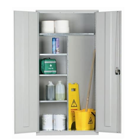 Janitorial Storage Cabinet Elite Janitorial Cupboard