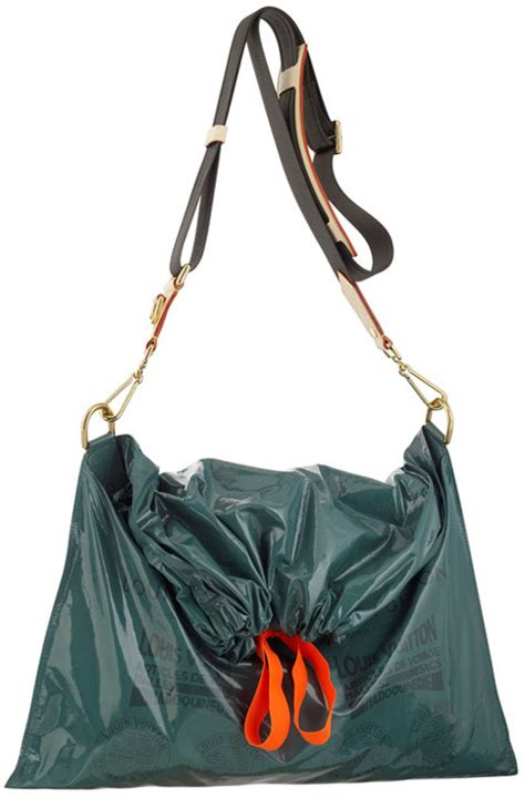 louis vuitton garbage bag louis vuitton trash bag the most fashionable bag for 2010