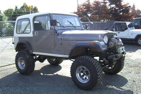 1981 Cj7 Jeep For Sale 1981 Jeep Cj7 Olympic 4x4 Supply