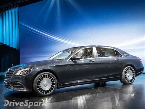 mercedes s class maybach and amg facelift revealed