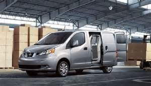 Nissan Nv200 2017 Nissan Nv200 Changes Specs Price Interior