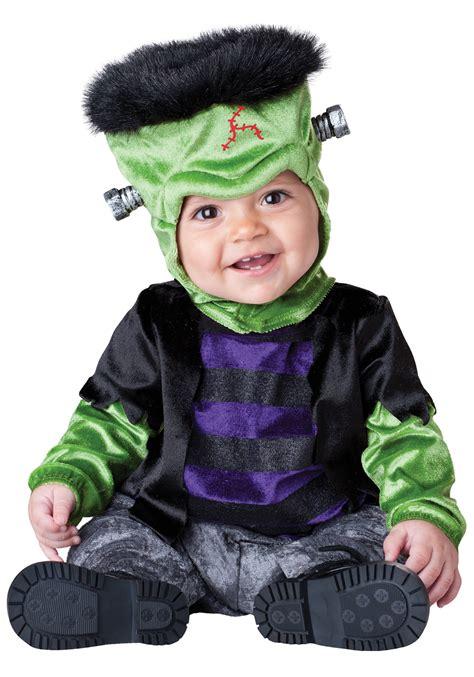infant baby halloween costumes buycostumescom infant monster boo costume
