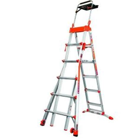 ladder systems 10 ft aluminum select step