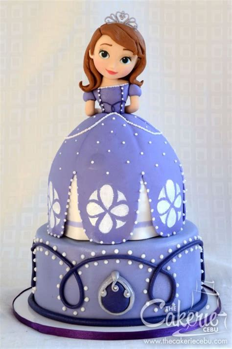 Pita Handmade Princess Sofia 25 best ideas about princess sofia cake on sofia birthday cake the