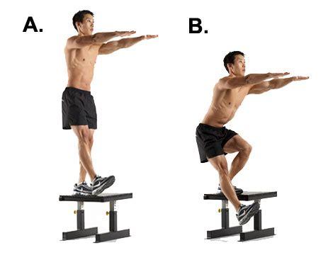 squat on bench brash essentials exercise progressions brash fitness