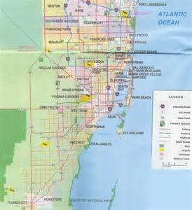 Miami Maps by Maps Of Miami