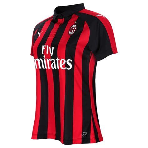 Ac Milan 19 ac milan frauen trikot 2018 19