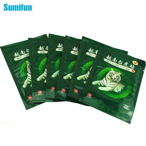 aliexpress vietnam aliexpress com buy 8 pcs white tiger balm vietnam muscle