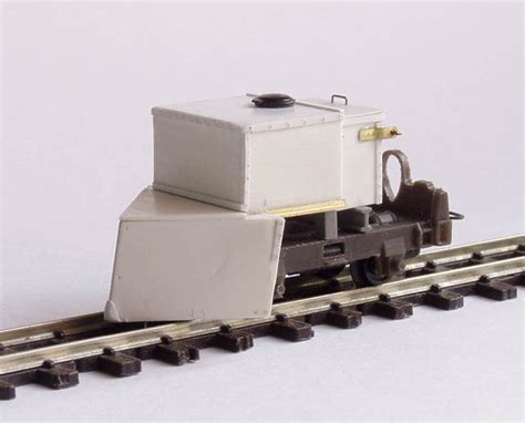 Wedges Bl 104 rolling stock for the sbl