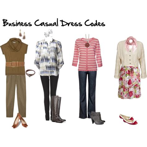 Dresscode Business Casual by Business Casual Dress Code Polyvore