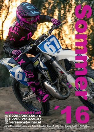 Motofun Motorradbekleidung Zubeh R Gmbh by Aunersommer16web By Auner Motorradbekleidungs Und Zubeh 246 R