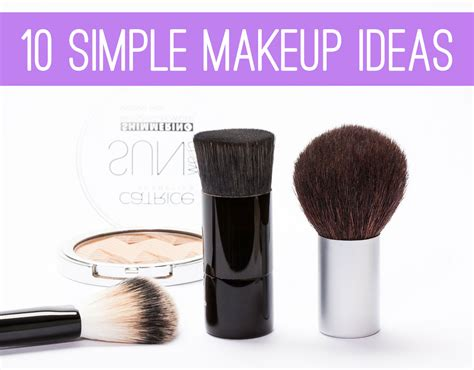 Simple Giveaway Ideas - 10 simple makeup ideas giveaway hello rigby seattle fashion beauty blog for