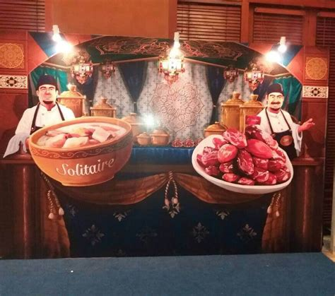 bca solitaire 3d trick art kurma dan kolak photobooth ramadhan di acara