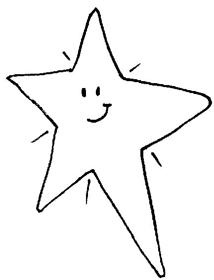star black and white clipart many interesting cliparts