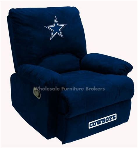 dallas cowboys sofa dallas cowboys chair for the home pinterest
