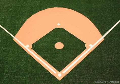 how to build a baseball field in your backyard bellagrey designs new vintage baseball collection