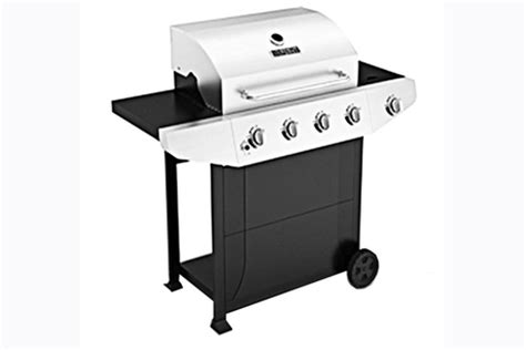 master forge 4 burner liquid propane gas grill from lowe s