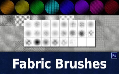 pattern brush gimp fabric brushes by grindgod on deviantart