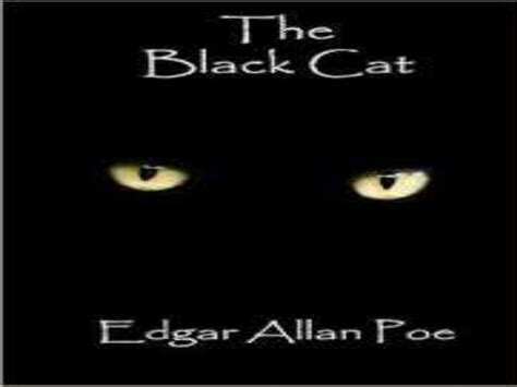 the black cat by edgar allan poe adapted text first the black cat written by edgar allan poe