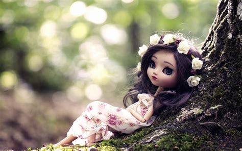 cute dolls hd wallpapers fine food