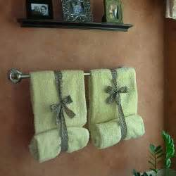 Bathroom Towel Folding Ideas by Ways To Display Bathroom Towels Google Search Home