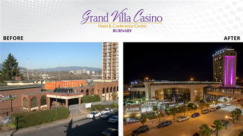 grand villa casino opens it doors next door to rogers place edmonton sun out the candles grand villa burnaby celebrates 10th anniversary gateway casinos