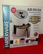 farberware  air fryer white  ebay