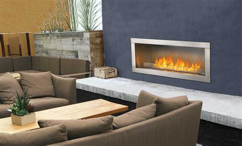 Napoleon Outdoor Fireplaces by Napoleon Galaxy Gss48 Outdoor Gas Turfrey