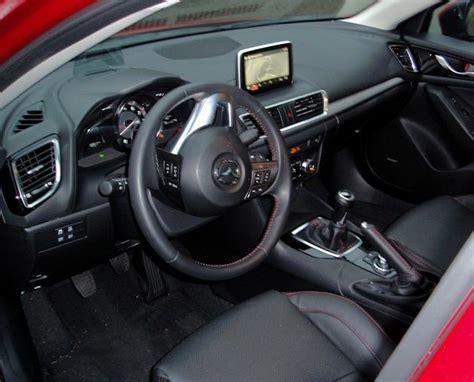 Mazda 3 Interior 2015 by Iveho 2015 Mazda3 Grand Touring Test Drive