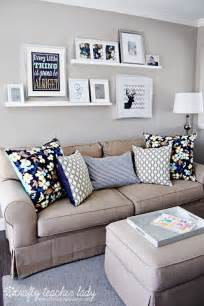 Grey Cowhide Above The Couch Simple Plank Floating Shelves Uses Large